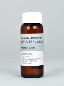 Malic acid standard solution