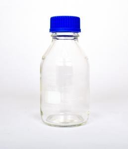 Bottle Schott with lid 500 mL