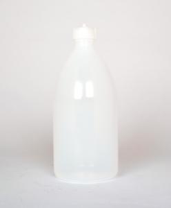 Bottle plastic spare for Dr. Schilling burette 1L