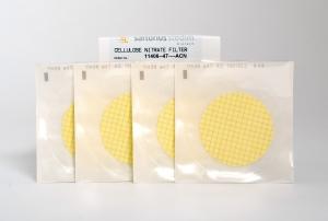 Filter Cellulose Nitrate Sartorius 0.45um 47mm dia 100 pack