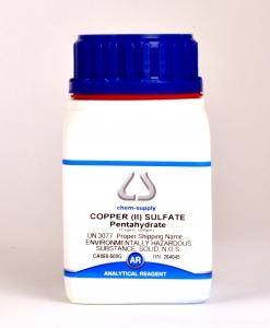 Copper (II) sulfate pentahydrate
