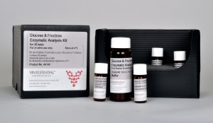 Enzymatic Test Kit: D-Glucose/D-Fructose 30 Tests