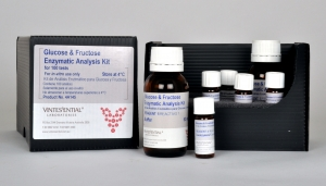 Enzymatic Test Kit: D-Glucose /D-Fructose 100 Tests