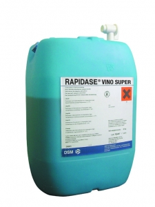 Rapidase® Clear L 20kg drum (Previously called Vino Super)