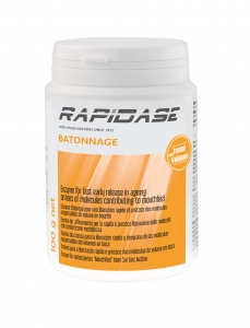 Rapidase® Batonnage 100g pack (previously called Glucalees)