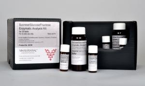 Enzymatic Test Kit: Sucrose + D-Glucose + D-Fructose