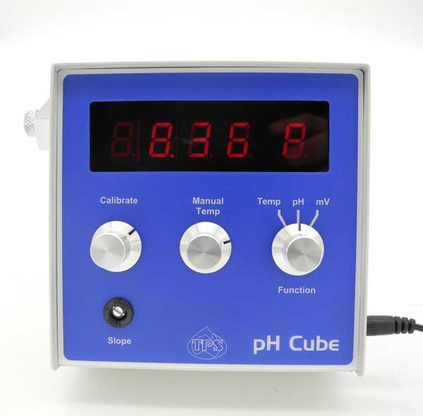 ph meter for checking Cider Acidity