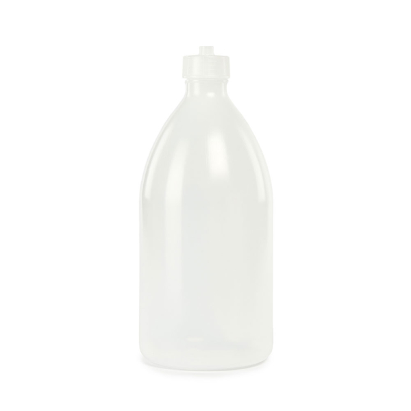 Bottle plastic spare for Dr Schilling burette 1L