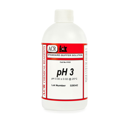 Buffer pH 3 0 500mL