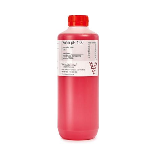 Buffer pH 4 1L