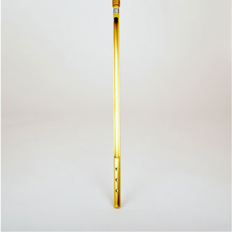 Case Thermometer brass