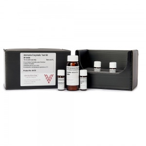 Enzymatic Test Kit 30 tests for measuring Ammonia in grape juice and wines by enzymatic assay for in vitro use only
