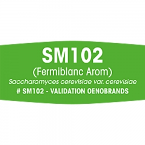 Fermivin SM102 Fermiblanc Arom