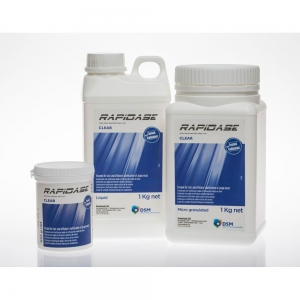 Rapidase Clear Liquid and Micro granulated 100g and 1kg