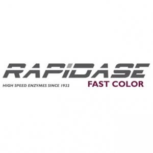 Rapidase Fast Colour Logo