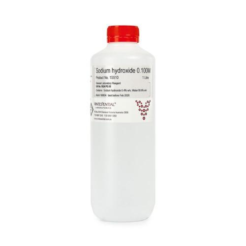 Sodium hydroxide 0-100M 1L