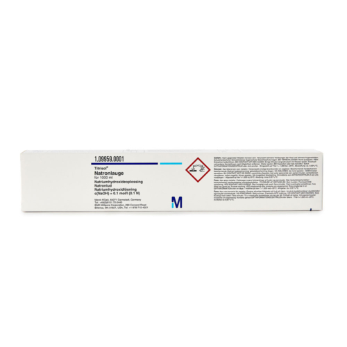 Sodium hydroxide 0-1N ampoule